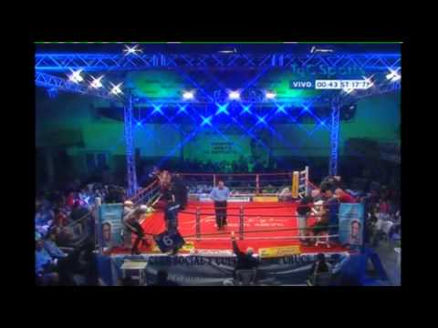 Javier MACIEL vs Cesar SASTRE SILVA - II - WBO - Full Fight - Pelea Completa