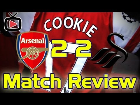 Arsenal v Swansea 2-2 Match Review