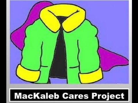 MacKaleb Cares Project - Coats