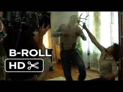 No Good Deed B-ROLL 2 (2014) - Idris Elba, Taraji P. Henson Thriller HD