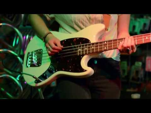 Chastity Belt - Seattle Party (Live at 20/20 Cycle)