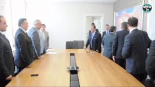 Ankara'da Manisa için önemli güç birliği