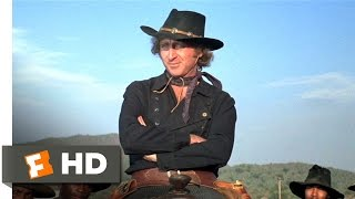Blazing Saddles: Applause for the Waco Kid