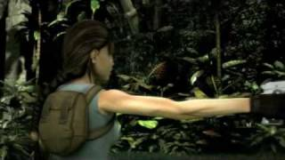 Lara Croft Tomb Raider Anniversary Trailer PS2