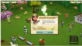 EXPANSIONES EN FARMVILLE 2 !!PARCHADO!!