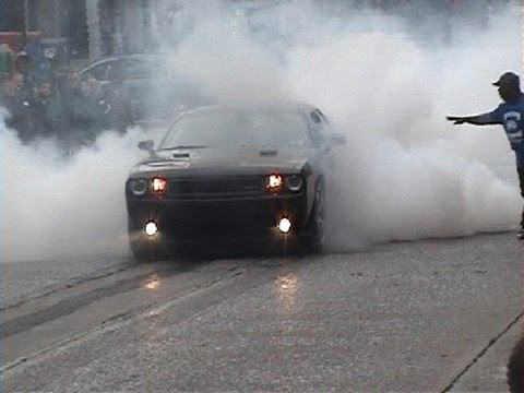 challenger burnout 2013
