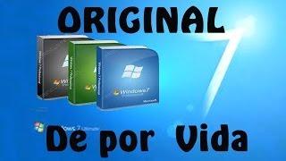 Como Validar Y Activar Windows 7 Todas Las Versiones 2014