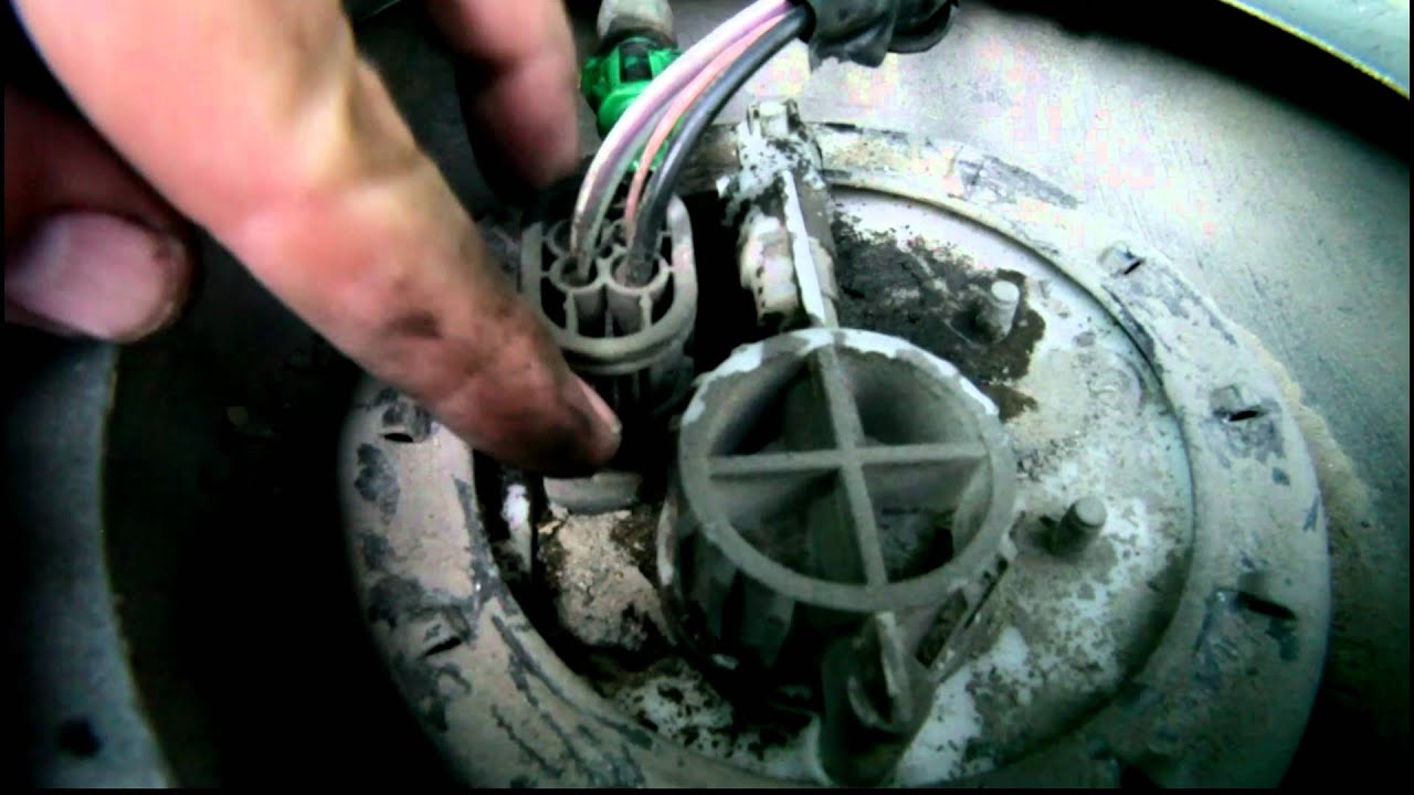 Land rover discovery fuel pump install youtube