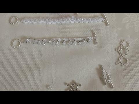 Pulceras Tejidas / Pulcera En Crochet / Facil Y Rapido - parte 1