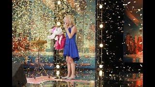 Darci Lynne *WINNER* America's Got Talent 2017 - ALL PERFORMANCES (HD)