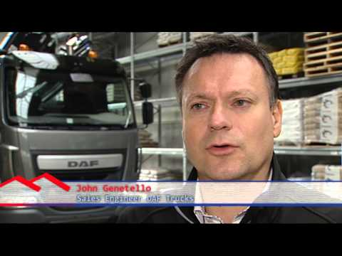BOUW.TV 09: Mercedes-Benz SLT, DAF LF Construction, reportage uitzendarbeid in de bouw, ...