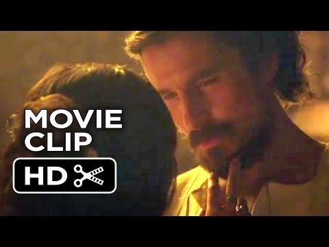 Exodus: Gods and Kings Movie CLIP - What Makes You Happy? (2014) - Christian Bale Movie HD