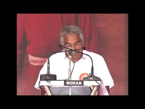 Ansari unveils statue of Swami Vivekananda   Oommen Chandy Kerala Chief Minister speech