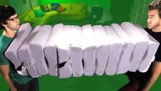 Pillow Magic! (Bonus: 2 Guys 600 Pillows)
