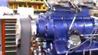 Supercharged Small Block Chevy Racing Engine 700 HP