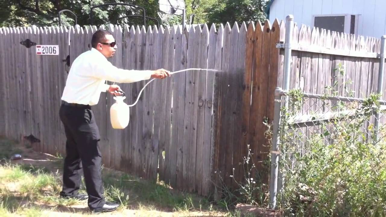 Clean You Lubbock Fence Dont Buy A New One 325 370 7559
