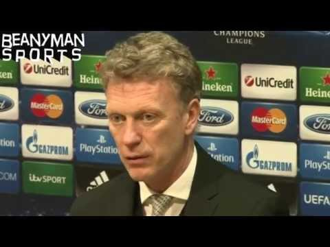 Manchester United 1-1 Bayern Munich - David Moyes 'Happy' With Performance