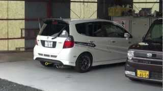 DSTV Live: Ep 1. - 2009 Honda Fit, Honda Tuning (highlights) videos