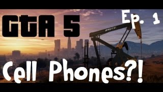 ★ GTA 5 Cell Phones?! GTAV Talk Ep. 1