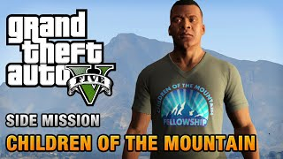 GTA 5 Children Of The Mountain T-Shirt