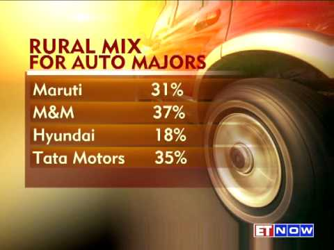 Will Poor Monsoons Make A Dent In Rural Sales For Auto Sector?