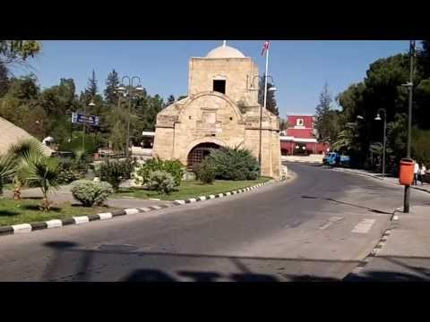 North Nicosia, Cyprus Tour (Sat Oct 12, 2013) Part 2