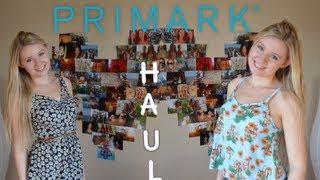 lovestayslouder – PRIMARK HAUL #2 Sommer/Herbst 2013