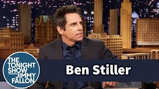 Ben Stiller Recaps Zoolander's Surprise Valentino Appearance