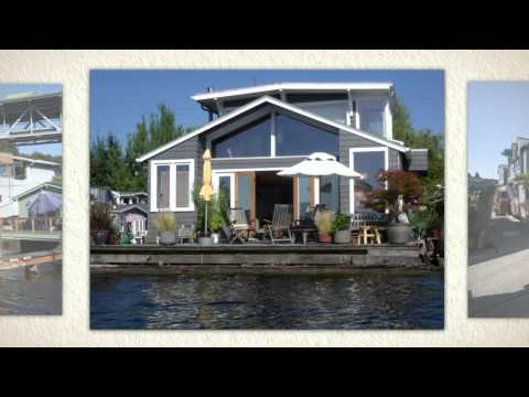 FLOATING HOME TOUR 2012  Sunday Sept. 9, 2012  Noon - 5PM