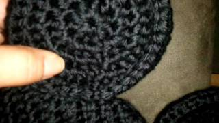 Tutorial: How To Sew Ears To Crochet Hat Part II