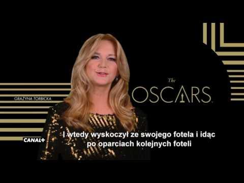 Oscary® 2017 - Grażyna Torbicka opowiada o swoim ulubionym momencie z historii Gal Oscarowych