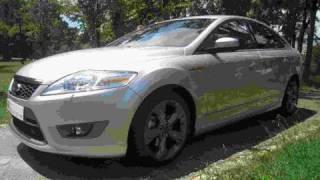 Prueba de Portalcoches.net del Ford Mondeo STCI Titanium Powershift