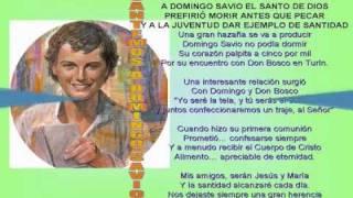 SANTO DOMINGO SAVIO VIDA