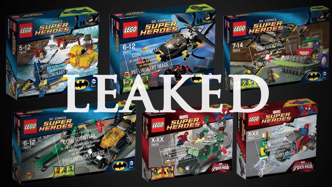 Lego Marvel Superheroes 2014 Sets X MenLego Marvel X Men Sets
