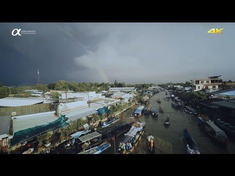 [Tập 7] Việt Nam trong mắt tôi | Cảnh đẹp sông nước Miền Tây qua góc máy ảnh Sony A6500 [4K]