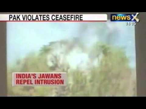 India vs Pakistan: India's jawans repel intrusion