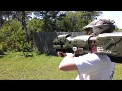 Spartan Laser Airsoft Airsoft Spartan Laser Day Demo