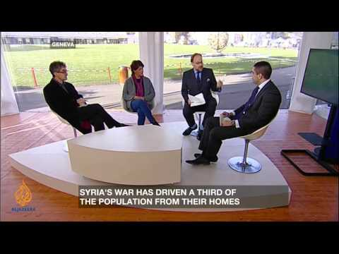 Inside Syria - Syrian hopes pinned to Geneva II