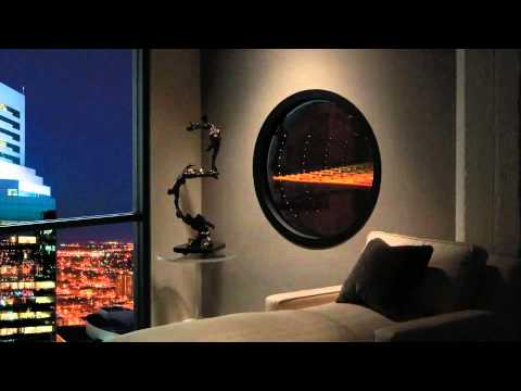 Heat Glo Gas Modern Collection Solaris Circular Fireplace