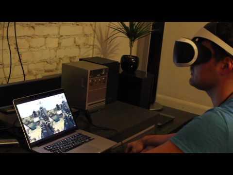 PSVR auf dem MacBook verwenden – So geht`s!