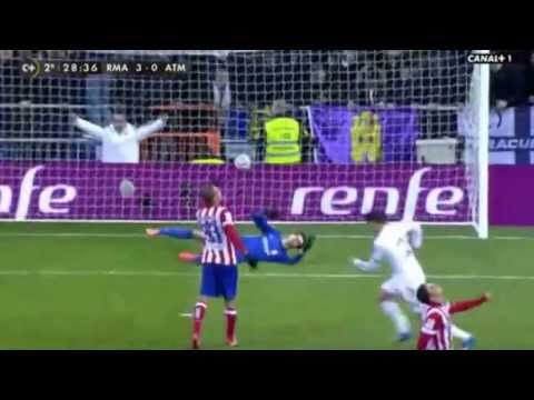 Real Madrid Vs Atletico Madrid 3-0 2014 All Goals & Highlights (5/2/2014) HD