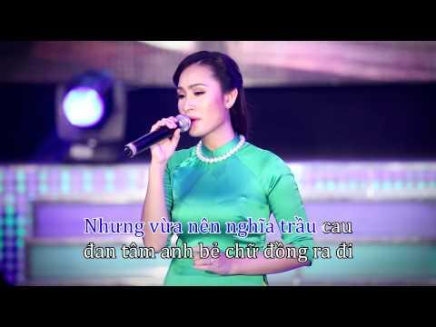 [HD] KARAOKE Giáng Tiên - VỌNG KIM LANG