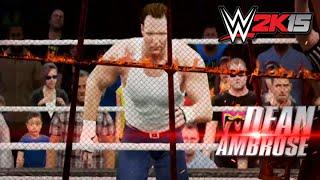 WWE 2K15: Updated Dean Ambrose Attire Confirmed!