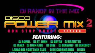 Power Mix Techno NonStop Dance Mix 2013 Vol  2 Dj Randy Low   Copy
