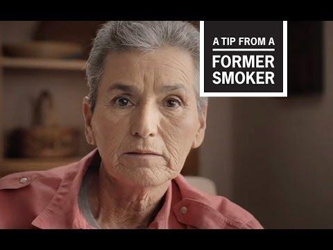 戒菸者現身說法—RoseCDC: Tips From Former Smokers - Rose's Ad