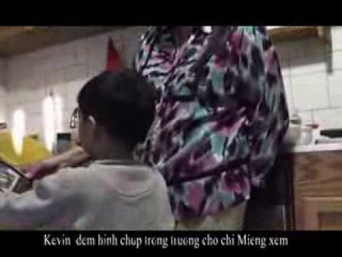 Ong noi va chau Kevin Part 21 - Chơi tại nhà chị Miêng