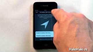 iPhone 4 reset svih podešavanja