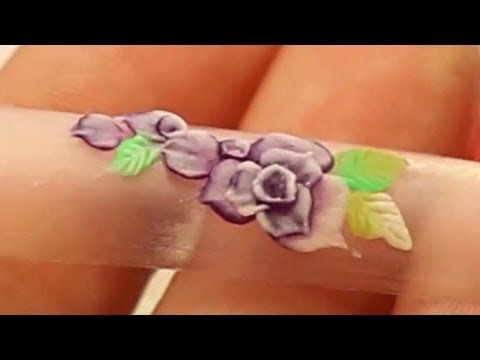 Nail Effect Tutorial Nail Art Tutorial Video by