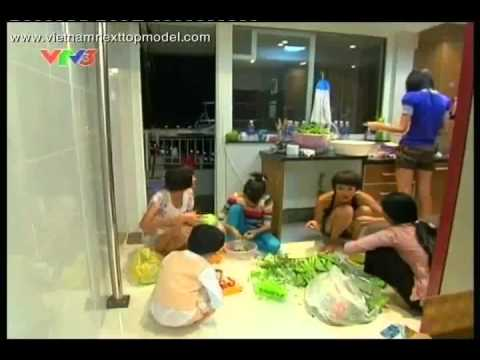 Vietnam's next top models 2011 tap 13 full