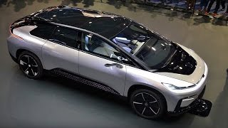 Rory Reid On The Faraday Future FF 91 - Top Gear: 0-60. Watch online.